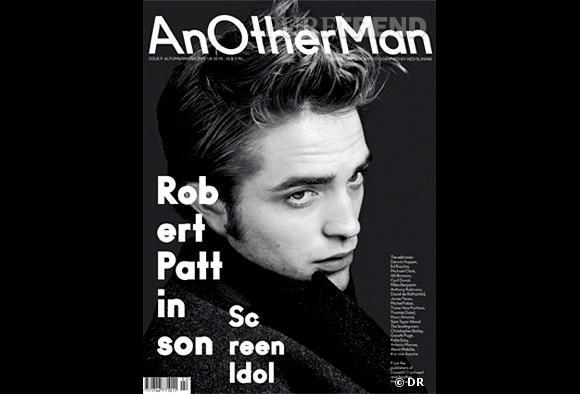 Robert Pattinson, magnifique en James Dean pour  Another Man  Fall-Winter 2009.