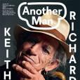 Keith Richards, mystérieux pour le Fall Winter 2010.