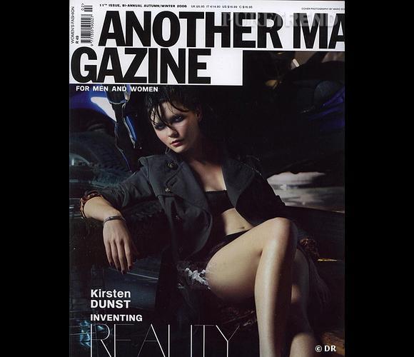Kirsten Dunst se dévergonde en 2007... un numéro torride !