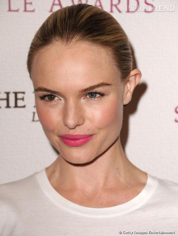 Kate Bosworth lors de la soirée des Style Awards 2010 à Los Angeles.