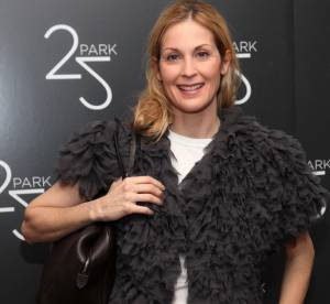 Kelly Rutherford : rafale de froufrous