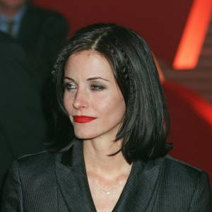 Courteney Cox et...