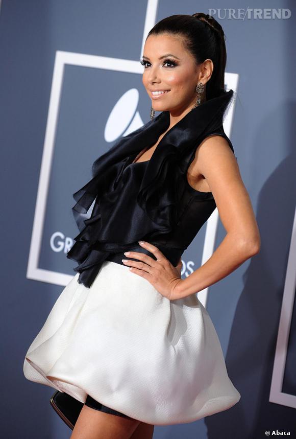 Eva Longoria invitée aux Grammy Awards.