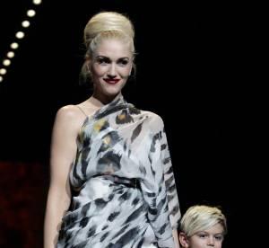 Gwen Stefani, belle démonstration de style sur le catwalk