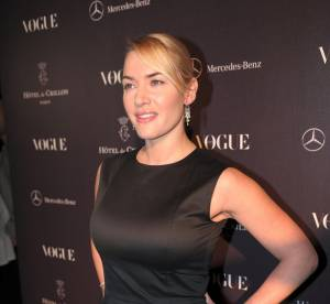 Kate Winslet charme la capitale