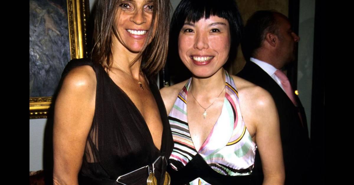 Apr s elle et marie claire angelica cheung est d sormais en charge de l 39 - Noelle breham est elle marie ...