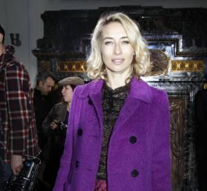 Alexandra Golovanoff, l'allure ultraviolet