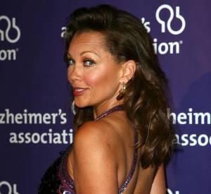 Vanessa Williams lors de la soirée de charité A Night At Sardi, à Los Angeles.