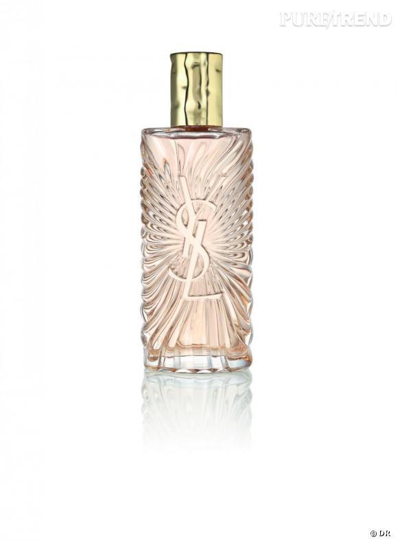 """""""Saharienne"""", le nouveau parfum d'Yves Saint Laurent."""