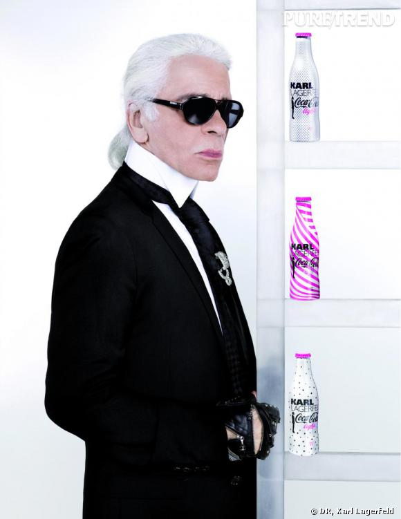 """""""Coca-Cola Light by Karl Lagerfeld""""."""