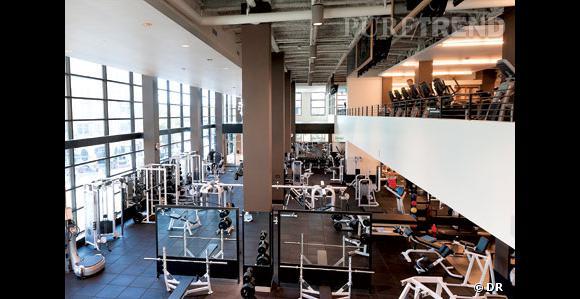 Equinox ny la salle de sport am ricaine la plus fr quent e les people acteu - Salle de sport design ...