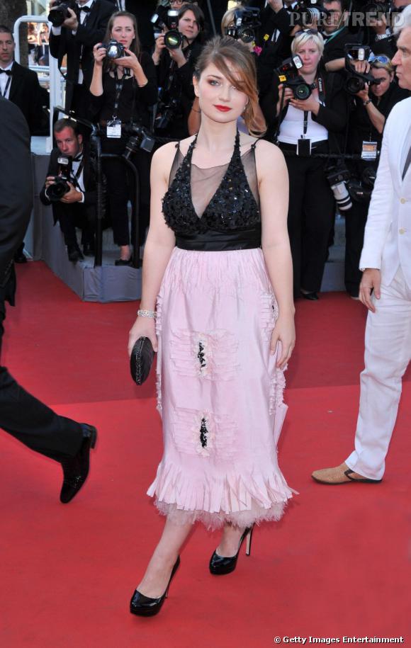 """Eve Hewson, fille de Bono et découverte du festival 2011 dans """"This must be the place""""."""