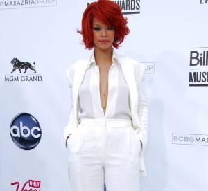 Rihanna vs Camilla Belle : le smoking blanc