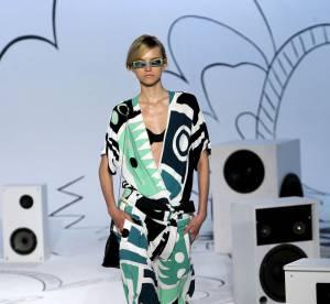 Resort 2012 : Diane von Furstenberg, le manège enchanté de l'imprimé