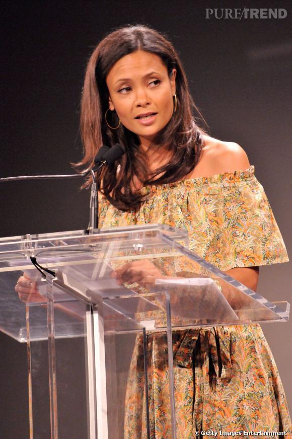 L'actrice est une fervente militante des droits de la femme aux Etats-Unis.