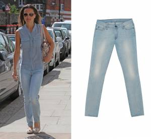 Wanted : le jean 7 for all Mankind de Pippa Middleton
