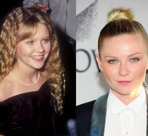 L'évolution beauté de Kirsten Dunst
