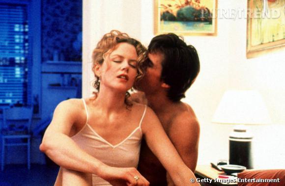 """Stanley Kubrick ne fait pas les choses à moitié. Dans """"Eyes Wide Shut"""", les scènes de sexe sont sans aucun tabou et ont beaucoup choqué... au point de devenir cultes."""