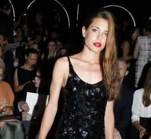 Charlotte Casiraghi, paillettes et séduction chez Chanel