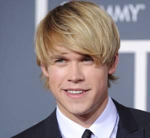 Chord Overstreet, nouveau petit ami d'Emma Roberts, toujours dans Glee ?