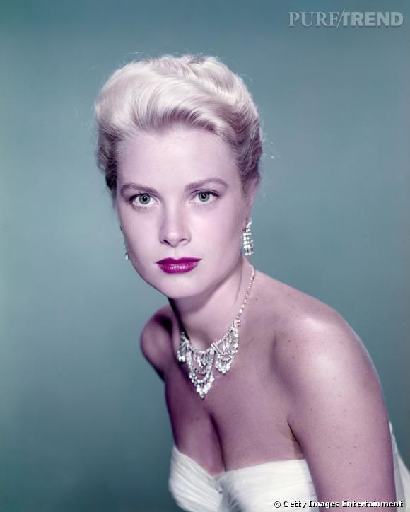Le style des blondes iconiques : Grace Kelly.