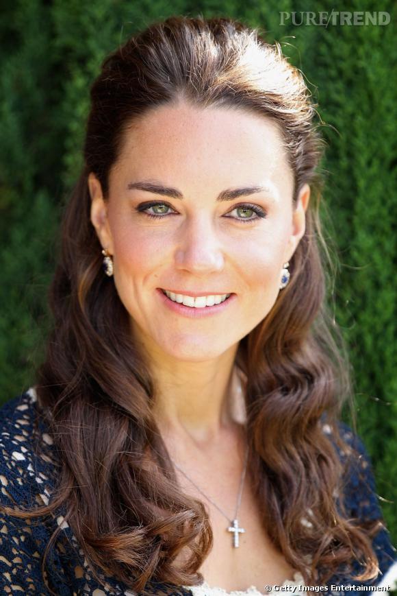 Kate Middleton inspire une couleur de vernis.