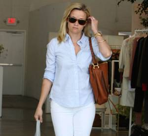 Reese Witherspoon, le blanc craquant