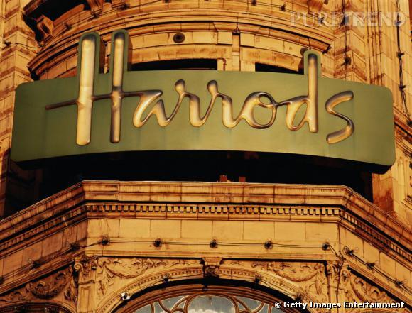 Harrod's : le scandale de l'employée non maquillée.
