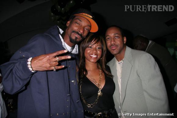 Jaleel White et Snoop Dog, il y en a pour tous les goûts.