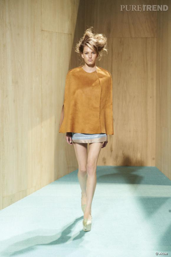 [brand=4294966856] ACNE [/brand]  collection croisière 2012