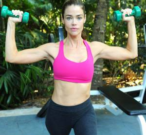 Denise Richards, Barbie gymnaste