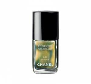 Coup de coeur : le vernis Peridot de Chanel