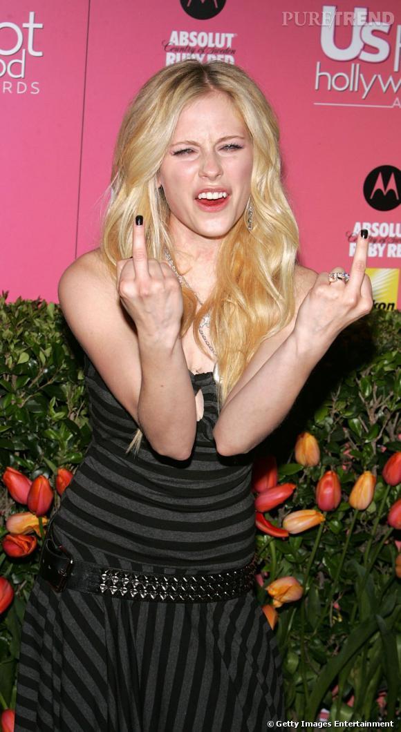 Les parfums des stars       Nom :   Avril Lavigne         Parfum :     Tous les parfum à la lavande