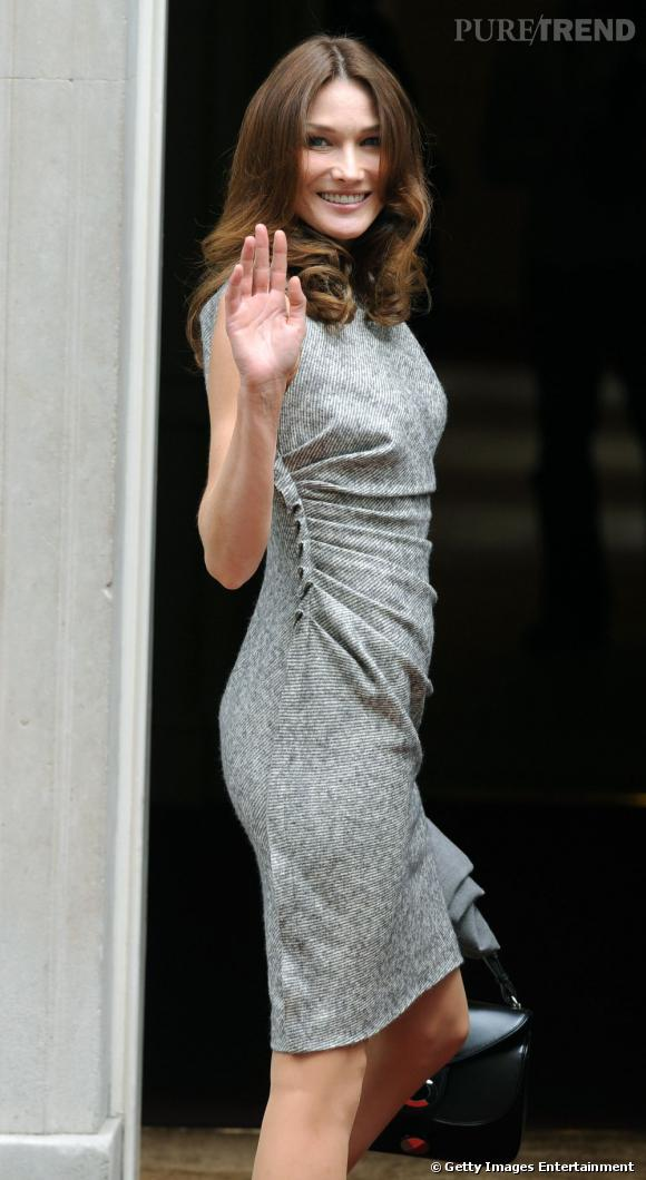 Les parfums des stars       Nom   : Carla Bruni         Parfum :   Versus de Versace