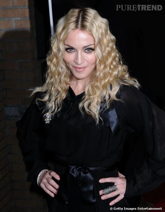 Les parfums des stars      Nom  : Madonna    Parfum  : Nahema de Guerlain
