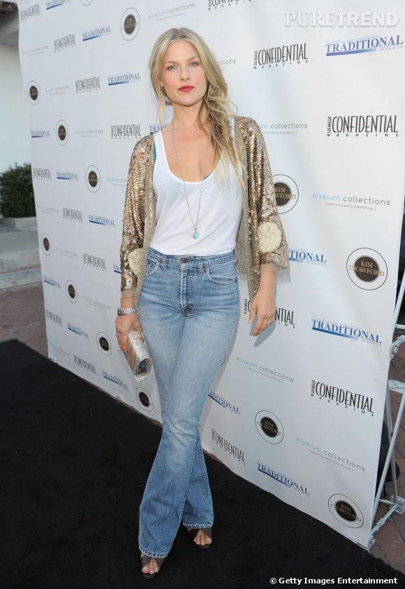 L'actrice sait se faire remarquer lors des soirées et se distingue désormais comme une véritable fashionista.
