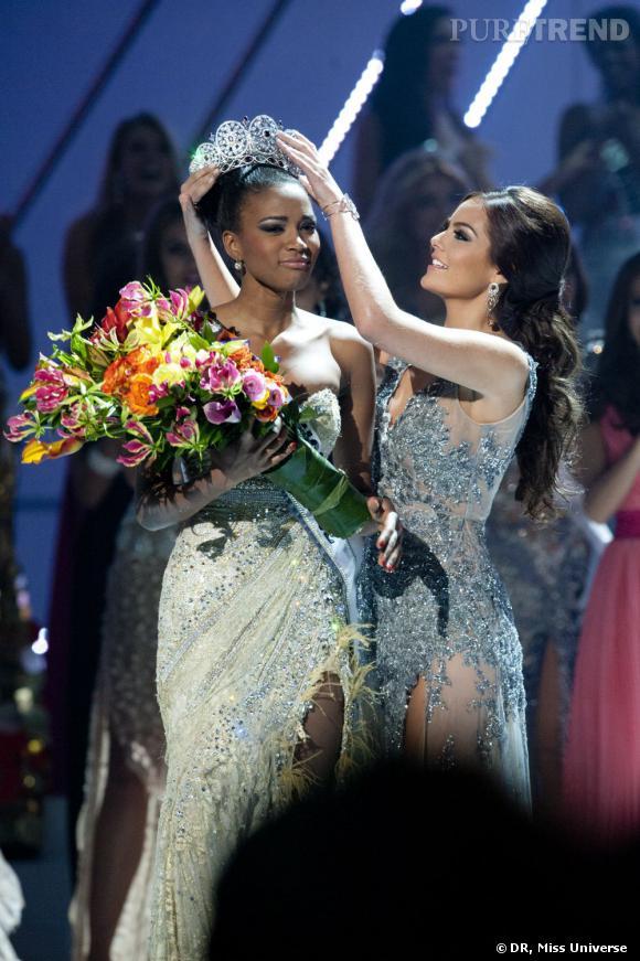 Leila Lopes, Miss Angola, a été élue femme la plus belle du monde.