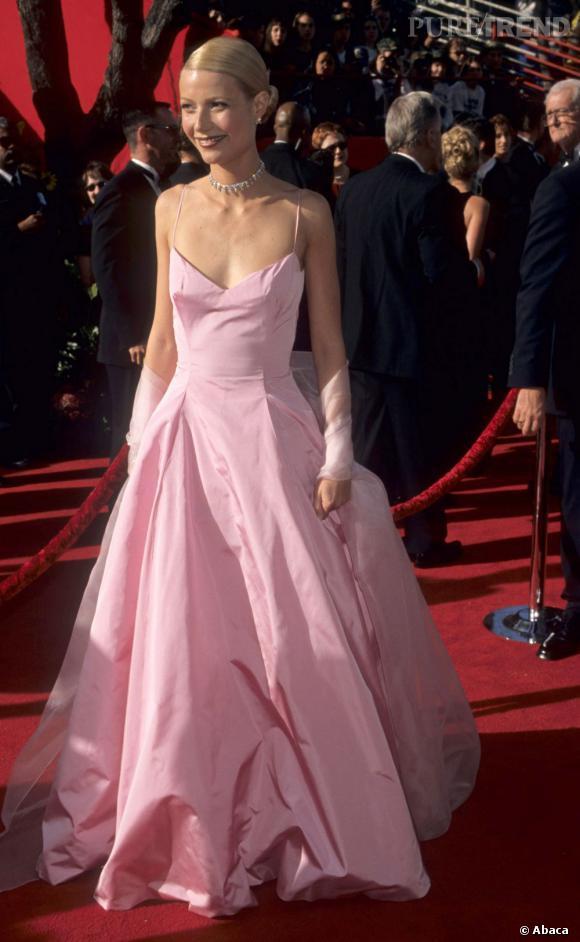 Le flop robe rose : belle meringue !