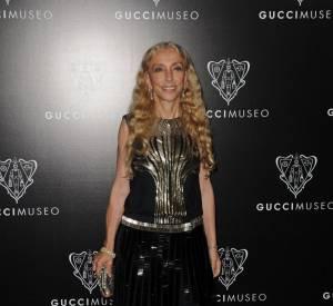 Franca Sozzani, la rédactrice en chef du Vogue Italie.