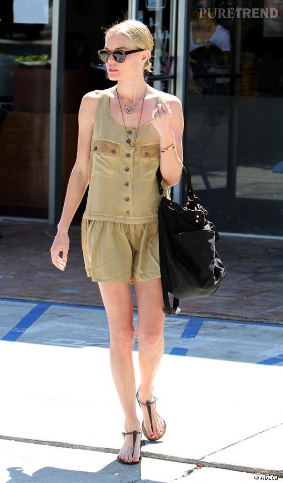 Kate Bosworth, une demoiselle toujours parfaitement tendance.