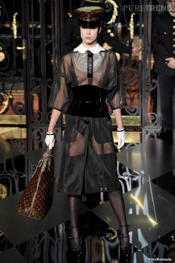 Défilé Louis Vuitton Automne-Hiver 2011/2012.
