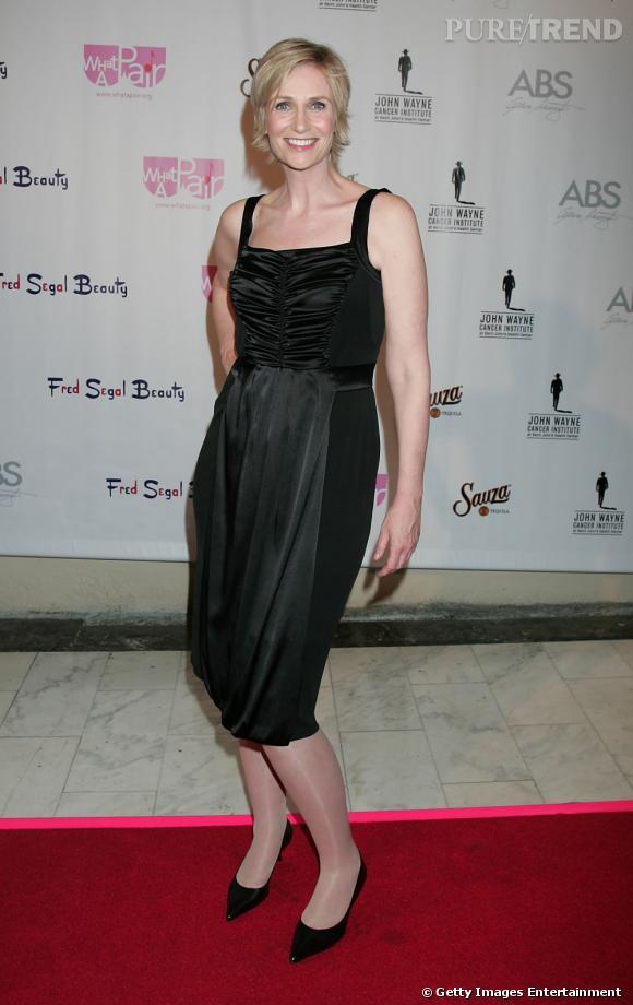 En 2008 :     Jane tente la petite robe noire, on progresse !