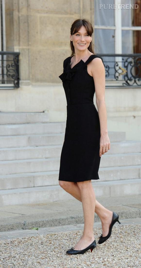 Carla s'offre incontestablement la reconversion la plus étonnante. Après trois albums à succès, la jeune femme est désormais Première Dame de France depuis 2008.