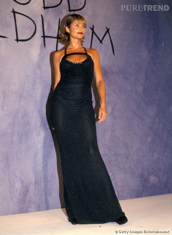 Miss Danemark en 1986, Helena Christensen a fait des ravages dans les 90's en tant qu'Ange de Victoria's Secret.