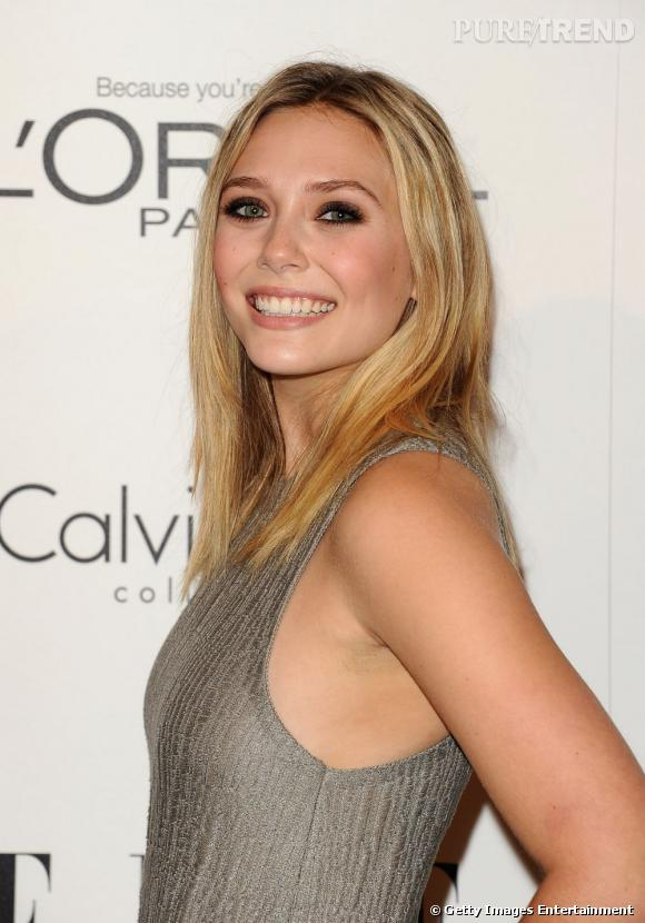 Elizabeth Olsen à la soirée ELLE Women In Hollywood 2011.