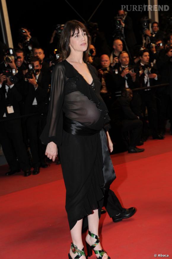 Charlotte Gainsbourg et Yvan Attal ont accueilli une petite Joe en 2011.