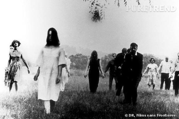 """La Nuit des Morts-Vivants de George A. Romero (1970)    La base des films de morts-vivants et autres zombies. La base d'une bonne culture """"film d'horreur""""."""