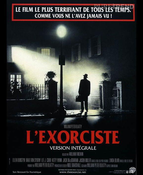 L'Exorciste de William Friedkin (1974)    Est-il encore nécessaire de revenir sur cette histoire de diable, de possession et de crucifix ?