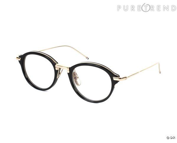 les lunettes de vue tendance shopper lunettes thom browne x dita 600 chez colette. Black Bedroom Furniture Sets. Home Design Ideas