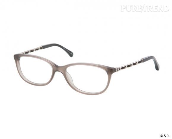 1b663bb3b84695 Les lunettes de vue tendance à shopper ! Lunettes optique Chanel, 320 €.
